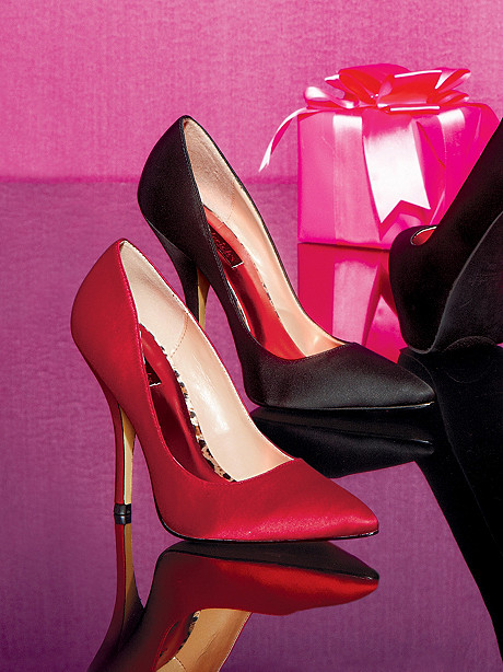 The Hollywood Heartbreaker Pump