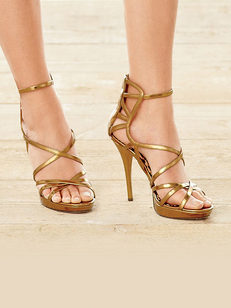 Zoey Strappy Stiletto
