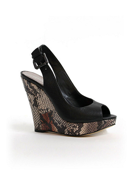 Cobra Slingback Wedge Charles by Charles David