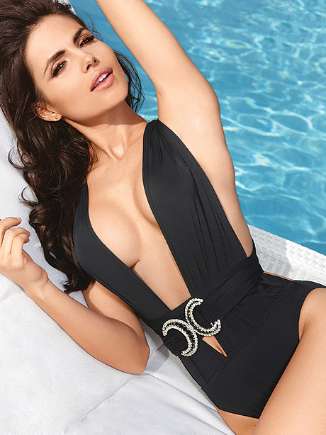 Multi-Way Plunge One-Piece