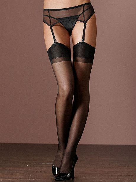 Essential Sheer Stocking Two-Pack