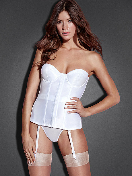Ultimate Satin Corset
