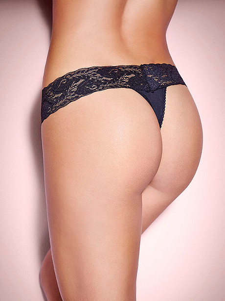 Bridget Stretch Cotton Thong