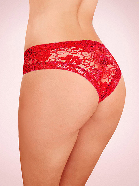 Bridget Lace Boy Short