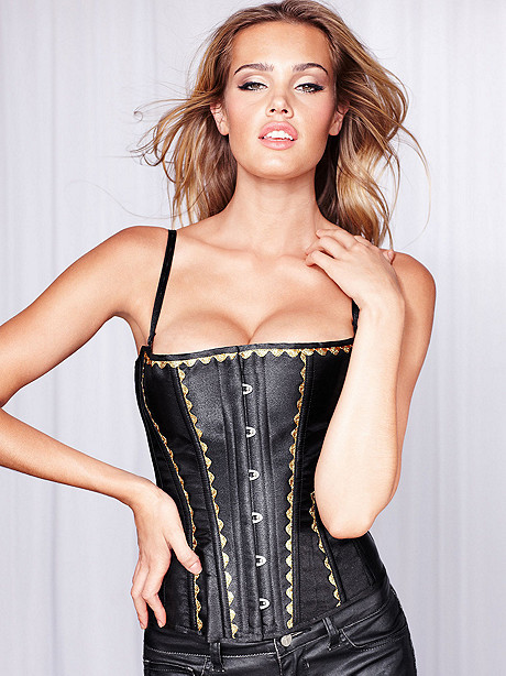 Sleek Shelf Corset