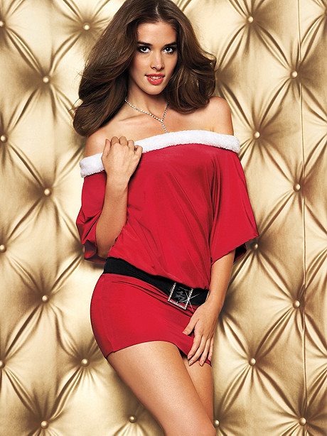 Red Hot Santa Dress