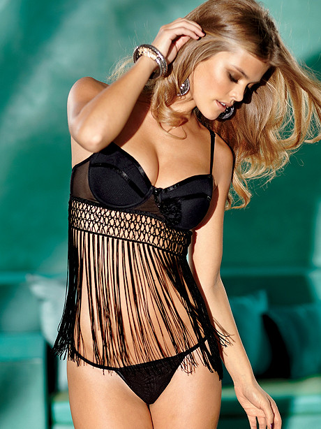 Fringe & Feather Babydoll