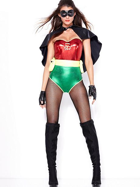 Superhero Sidekick Costume