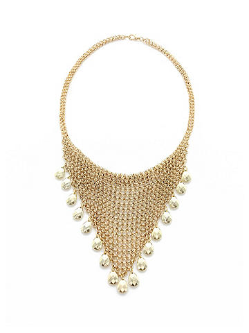 Embellished Collar Necklace