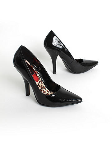 Sleek n' Sexy Pump