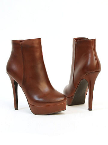 Adele Zip-Up Bootie by Charles David