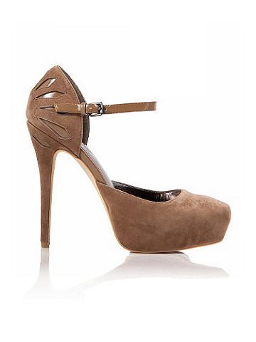 Define Mary Jane Pump by Charles David