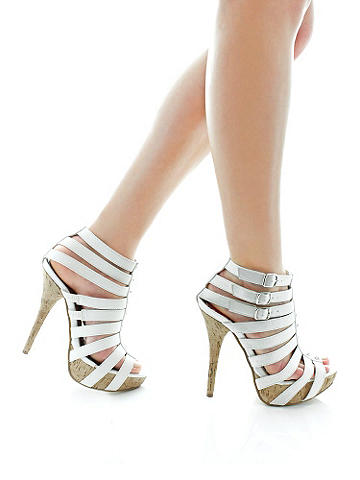 Sofia Strappy Stiletto
