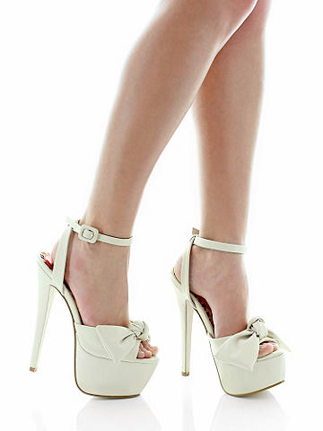 Ciao Bella Bow Stiletto