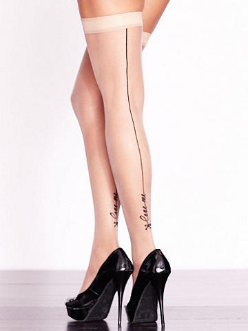 Love Me Stocking Plus