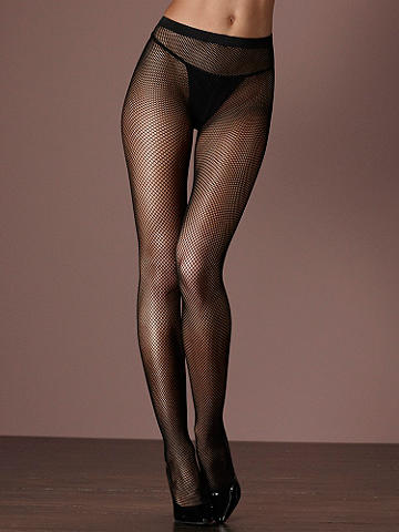 Essential Fishnet Pantyhose PLUS - The classic closet staple for a woman who knows what she wants. Essential style features: