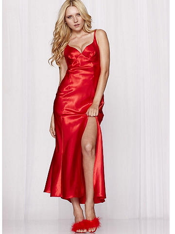 Sumptuous Satin Gown