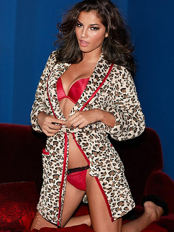 Plush Perfection Robe - Spoil yourself and your loved ones! Nothing is more luxurious than a thick, soft robe to cuddle up in and with a self-tie at waist, pockets and a shawl collar, this is the ultimate in comfort. Polyester. Imported.