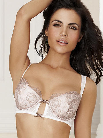 Aria Point D'Esprit Bra