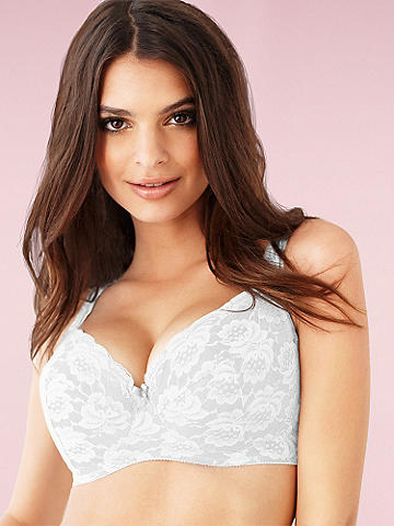 Voluptuous Full-Figure Bra