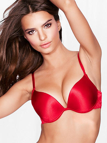 Hollywood Heartbreaker Push-Up Bra