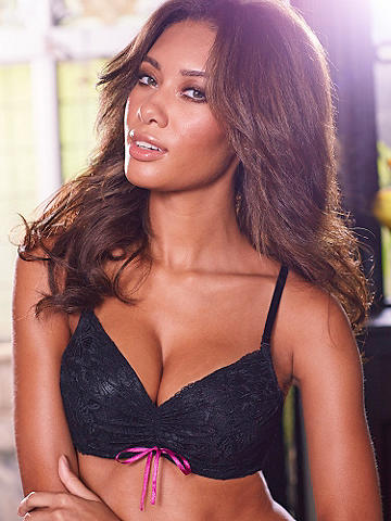New Heartbreaker Lace Cami Bra