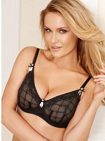 New Marilyn Full-Figure Bra
