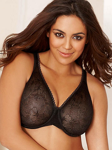 New Rachel Full-Figure Bra