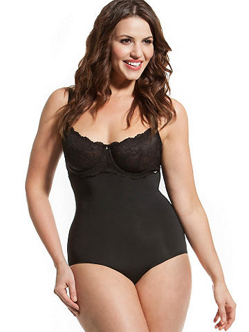 High Waist Shaping Brief PLUS - Modern and sleek shapewear for a gorgeous you, every day of the week. Amazing features include: 