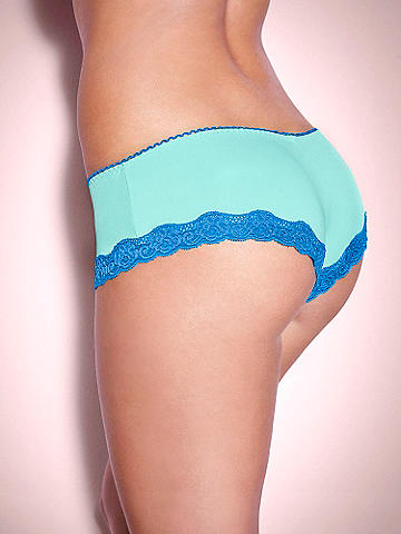 Lace-up Tanga