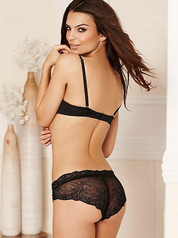 Scalloped Lace Panty