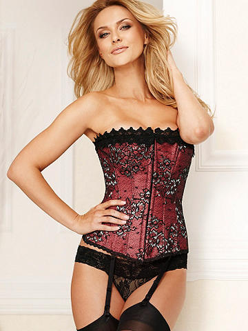Hollywood Dream Shimmer Corset