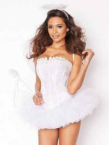 Tantalizing Tutu - A flirty piece to layer with our sexy costumes or to make one of your own! Pull-on style. Layered tulle. Polyester. Imported.