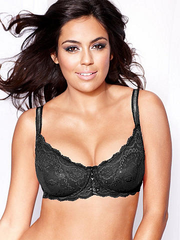 The Charlotte Full-Figure Bra